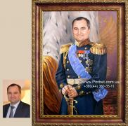 A portrait Commission Kiev. Order portrait Kiev. To order a portrait