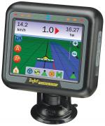 Course indicators. Parallel driving. Teejet Center Line 220.Tr