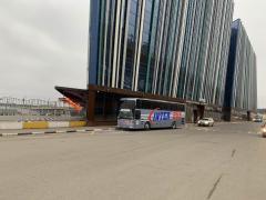 Ежедневные поездки Стаханов Москва (автовокзал) Интербус