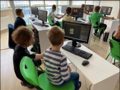 Комп'ютерна графіка для дітей (БЕЗКОШТОВНЕ пробне заняття)