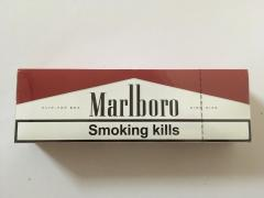 Marlboro red duty free cigarettes (cardboard) wholesale
