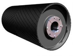 Мотор-барабан конвейерный, для конвейера, транспортера