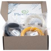 Plexiwire box - set of samples of all plastics for 3D printing