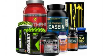 Sports nutrition at low prices