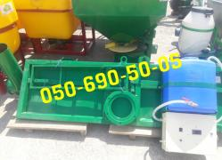 The disinfectant loader seeds CCD 30 on ZIL, GAZ, ZAZ