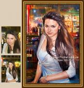 To order a portrait in Kiev. Order a portrait in Kiev. Portrait from photo