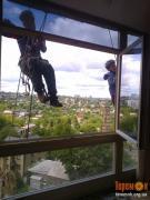 Тонировка стеклопакетов в зданиях