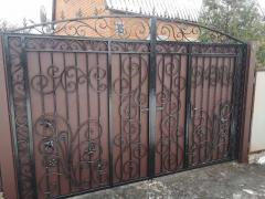 We will produce turnkey metal structures